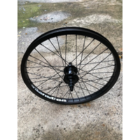 Roue UNITED freecoaster custom alienation