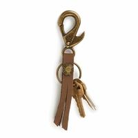 Porte clé BRIXTON POODS II Brass