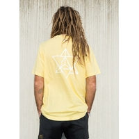 Tee shirt MARIE JADE Joris Coulomb yellow
