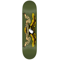 Planche ANTIHERO Classic Eagle Dark Green 8.38""