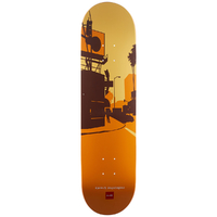 Planche CHOCOLATE Deck City Series Anderson 8.125