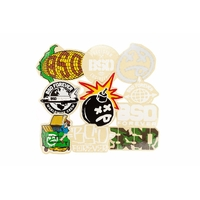 Stickers BSD pack 2019