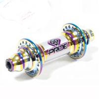 Moyeu PRIDE Rival pro avant 10mm oil slick