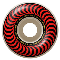 Roues SPITFIRE Formula Four Classic red 51 Classic