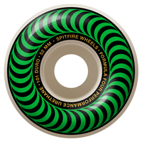 Roues SPITFIRE Formula Four green 52 Classic