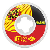 Roues RICTA Blake Johnson Santa Cruz Naturals 53mm