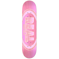 Planche REAL PP Ovalduo Fade Pink 7.38