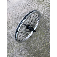 Roue UNITED freecoaster Supreme silver
