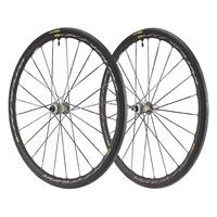 Paire de roues MAVIC Asksium Elite UST+Hutchinson Fusion