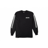 Tee shirt BSD bomber long sleeve black