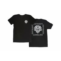 Tee shirt ODYSSEY Quad black