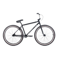 "Vélo CULT Devotion cruiser 26"" black 2019"