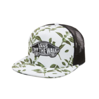 Casquette VANS Classic patch trucker rubber co. floral