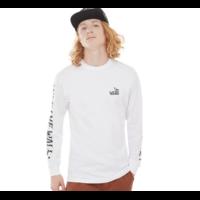 Tee shirt VANS X Antihero On The Wire white