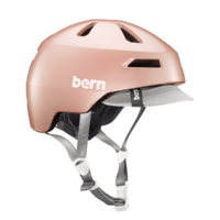 Casque BERN Brentwood 2.0 rose gold