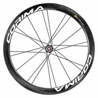 Roue CORIMA WS Black disc 47mm pneu arrière