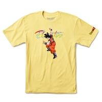 Tee shirt PRIMITIVE DBZ Nuevo Goku Banana