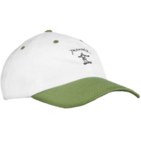 Casquette THRASHER Gonz Old Time white olive