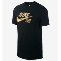 Tee shirt NIKE SB Logo SNSL black