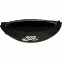 Banane NIKE SB Heritage Hip Pack black white