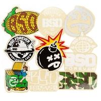 Pack sticker BSD 2019