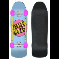 "Skate complet SANTA CRUZ Cruiser Other dot 9.35""x31.7 light blue"