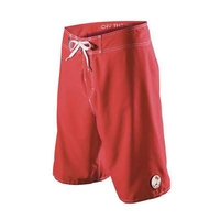 Boardshort VANS Off the wall brand red