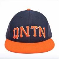 Casquette QUINTIN Collegiate navy/orange
