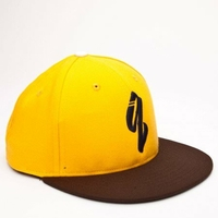 Casquette QUINTIN new castle yellow
