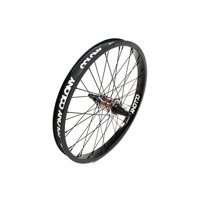 Roue COLONY Pintour (moyeu oil slick) freecoaster