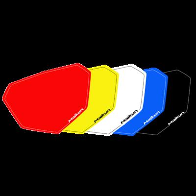 Fond de plaque à numéros MAIKUN mini