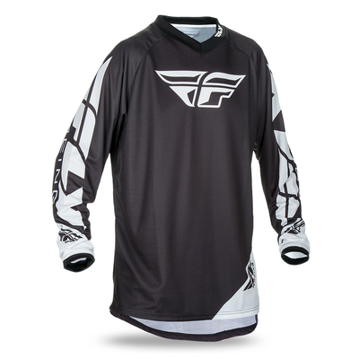 Maillot FLY RACING Universal black 2018
