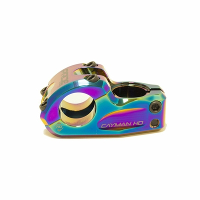 Potence PRIDE Cayman HD 31,8mm Oil slick