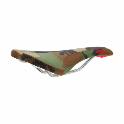 Selle CHARGE Spoon crmo green camo