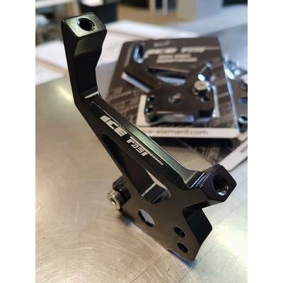 Adaptateur de frein à disque ICE FAST cnc