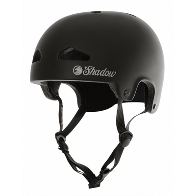 Casque SHADOW Featherweight In-Mold matte black