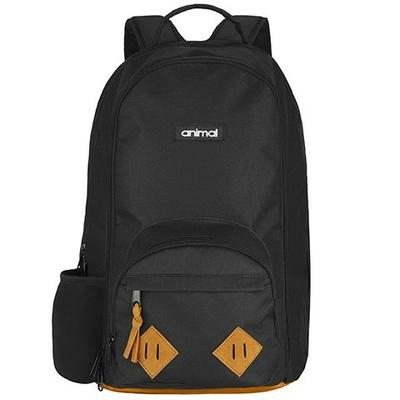 Sac à dos ANIMAL Loud backpack black/brown