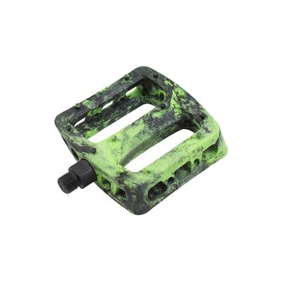 Pédales ODYSSEY Twisted Pro black/green swirl