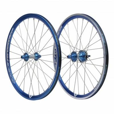 Paire de roues PRIDE Rival V2 expert 1-3/8