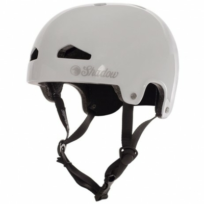 Casque SHADOW Featherweight In-Mold gloss white