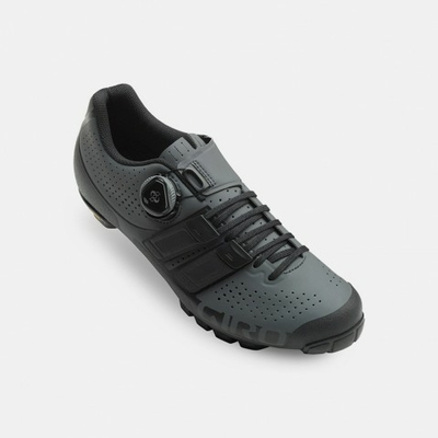 Shoes GIRO Code Techlace Dark shadow/black