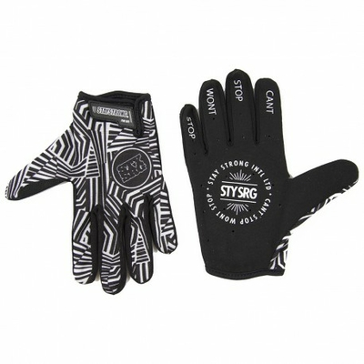 Gants STAY STRONG Twilight Black