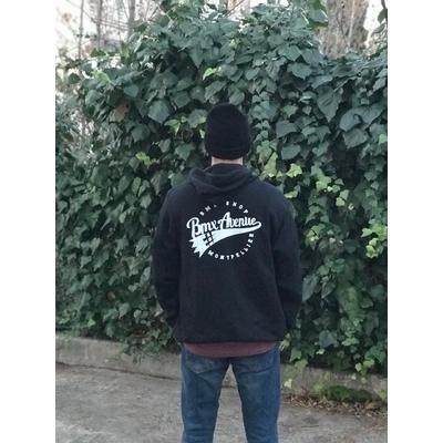 Zipper capuche BMX AVENUE logo