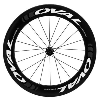 Paire de roues OVAL 980 tubular carbone
