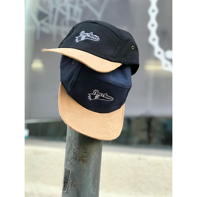 Casquette BMX AVENUE Leather 5 panels