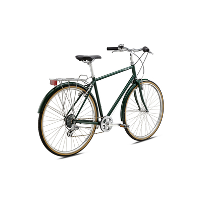 Vélo BREEZER Downtown EX 2018 green