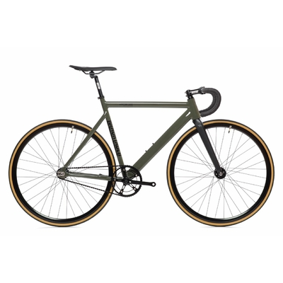 Vélo STATE Black Label V2 army green