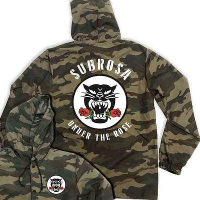 Veste SUBROSA Battle Cat camo
