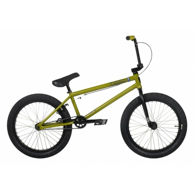 "Bmx SUBROSA Tiro 21"" satin army green 2019"