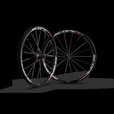 Paire de roues SCOPE R3D disc